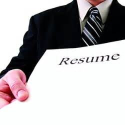 Who to create a chronological resume
